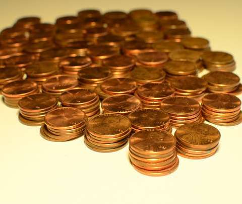 'Lucky' pennies worth $1,000 are strewn across 10 major cities