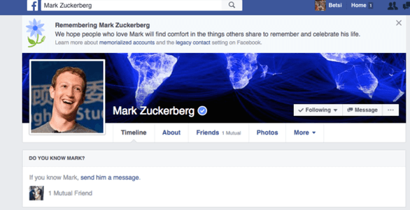 Facebook glitch listed thousands of people as dead