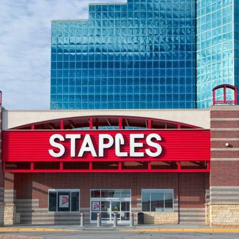 Staples jumps on hot new employer trend: paying student loans!