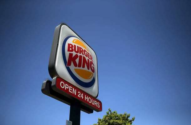 Burger King restaurant invites customers to exchange bad Christmas gifts for Whoppers