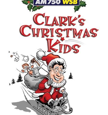 Clark's Christmas Kids Gift Drive