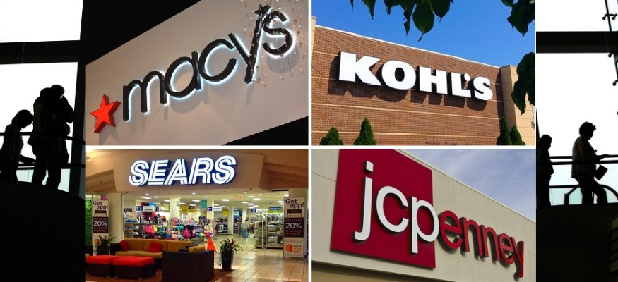 Macy's, JCPenney, Kohl's and Sears sued for deceptive advertising