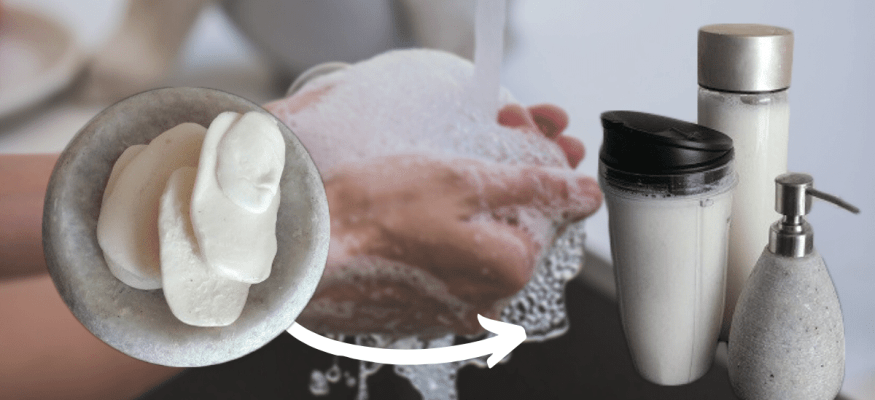 How to make soap for cheap at home