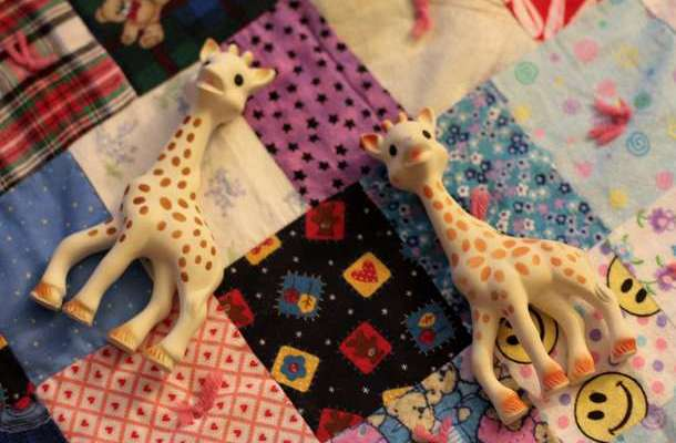 Parents warn about mold found inside popular infant teething toy