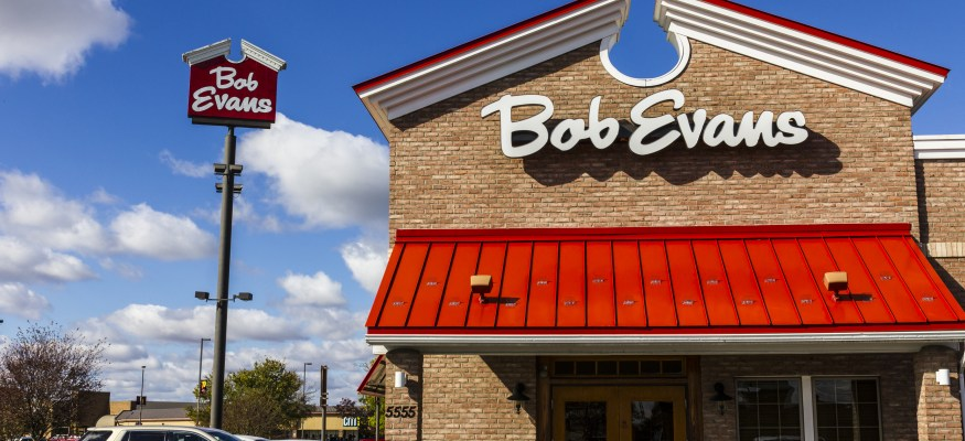 Bob Evans is selling all restaurant locations
