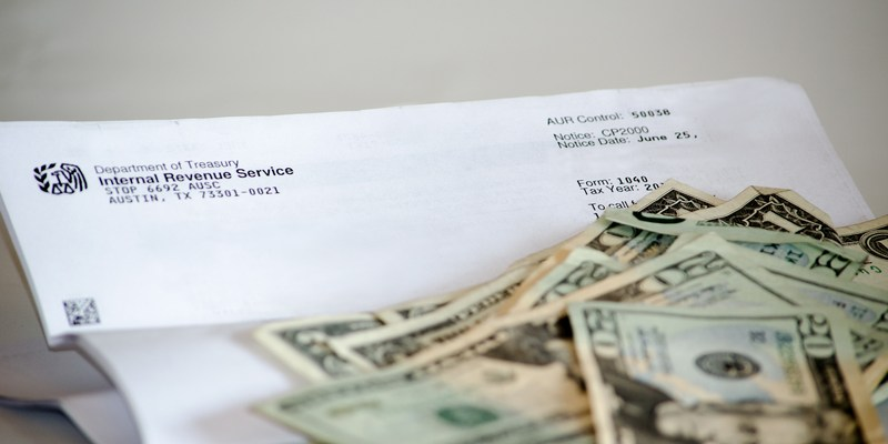 warning: irs scammers sending fake notices through the mail to steal