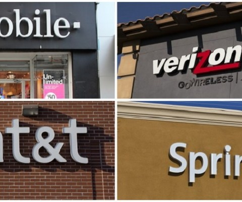 This is the best performing wireless network where you live