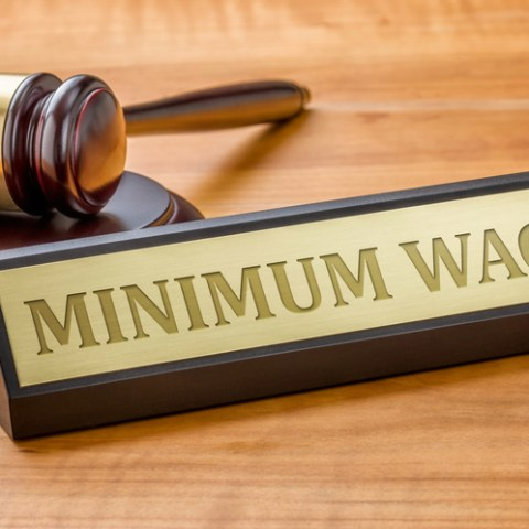19 states where workers began the New Year with a higher minimum wage