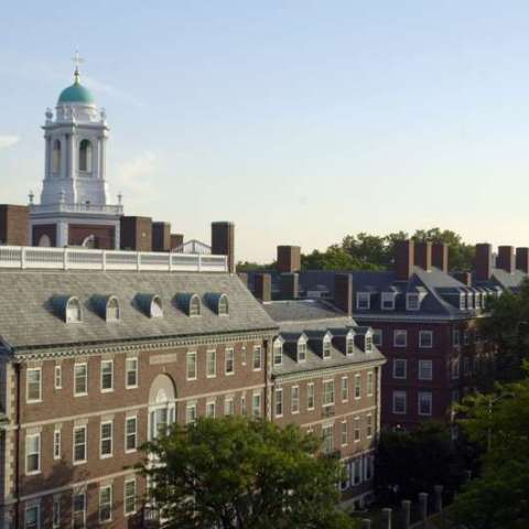 Want to brag about your Harvard Education? Now you can for free!