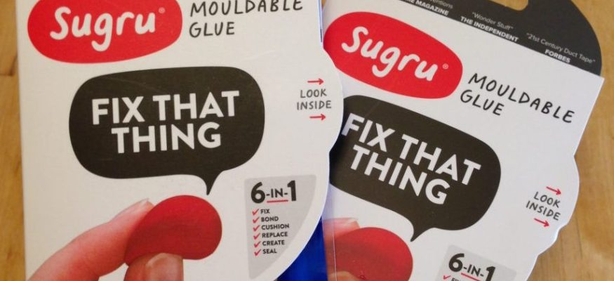 What happened when we put 'Fix That Thing' Sugru to the test