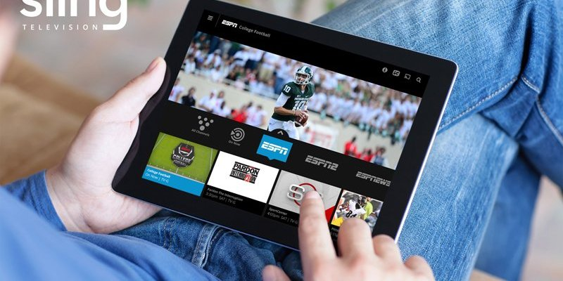 Sprint offers free Sling TV to unlimited data customers in select markets