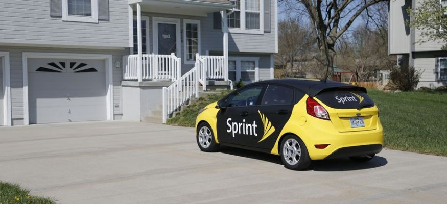 Sprint will no longer make house calls