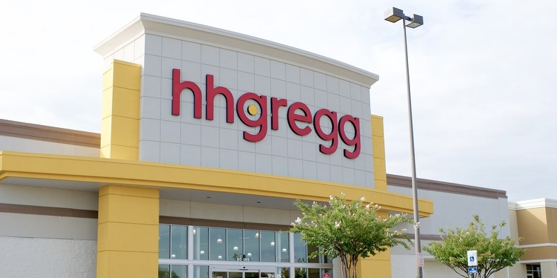 HHGregg to shutter 88 stores across the country