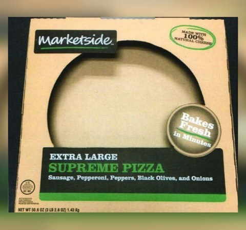 Listeria concerns prompt large recall of frozen pizzas