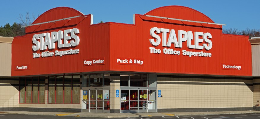 Staples to shutter 70 stores in 2017