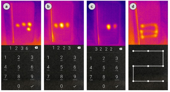 Thermal heat imaging cameras can capture your phone's secret PIN