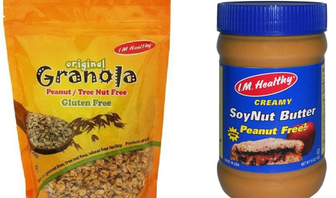 Popular soy nut butter brand expands recall to all of its products, including granola
