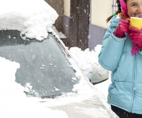 Feeling cold? Here's how to hack your brain to feel warm and withstand the temperature!