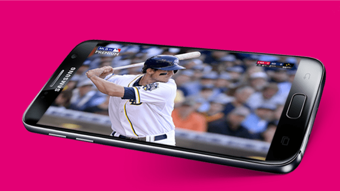 T-Mobile's partnership with MLB