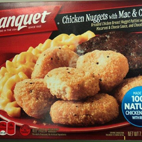 Recall alert: Banquet frozen meals possibly contaminated with salmonella