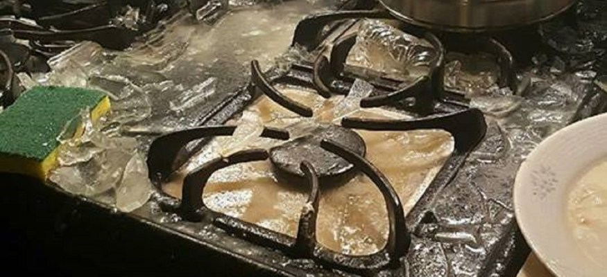 Kitchen nightmares: New reports of Pyrex glass dishes shattering