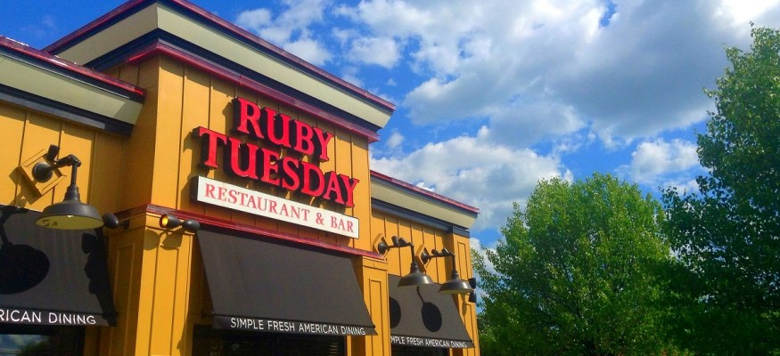 Ruby Tuesday location