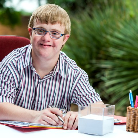 student with disability