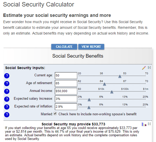 10 free or cheap Social Security calculators to help you