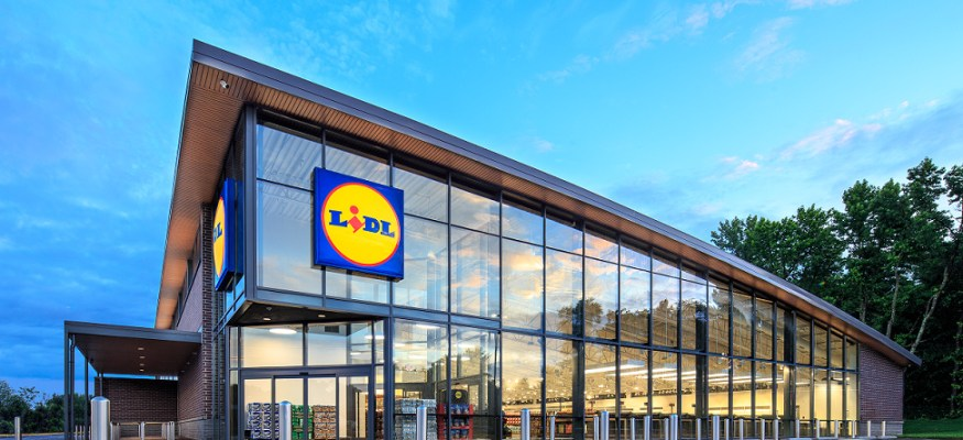 Lidl — Aldi's archrival — announces first store openings