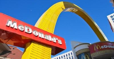 McDonald's rewards program