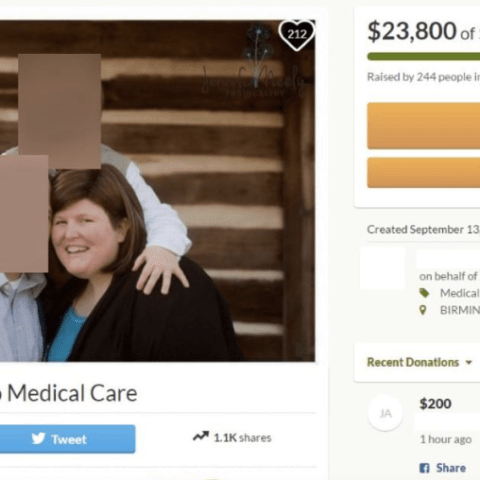 Woman allegedly fakes cancer, raises more than $38,000 in crowdfunding