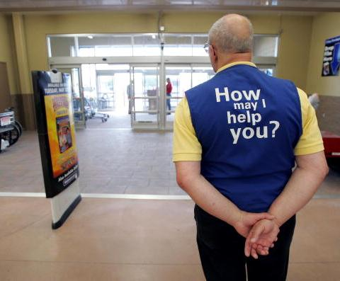 Walmart now allows workers to collect pay in real time