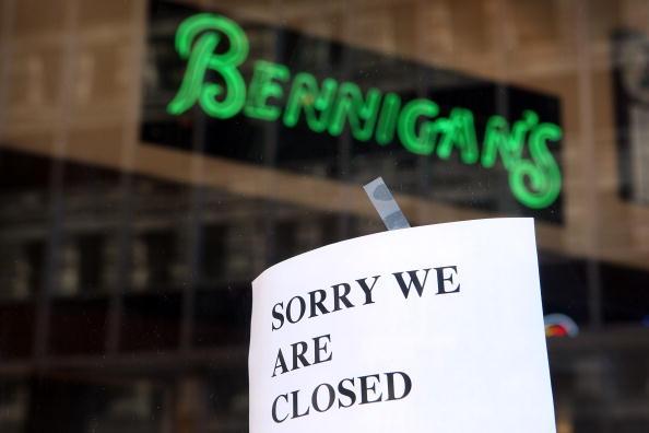 Restaurant Apocalypse 600 Chain Restaurants Closing In 2018