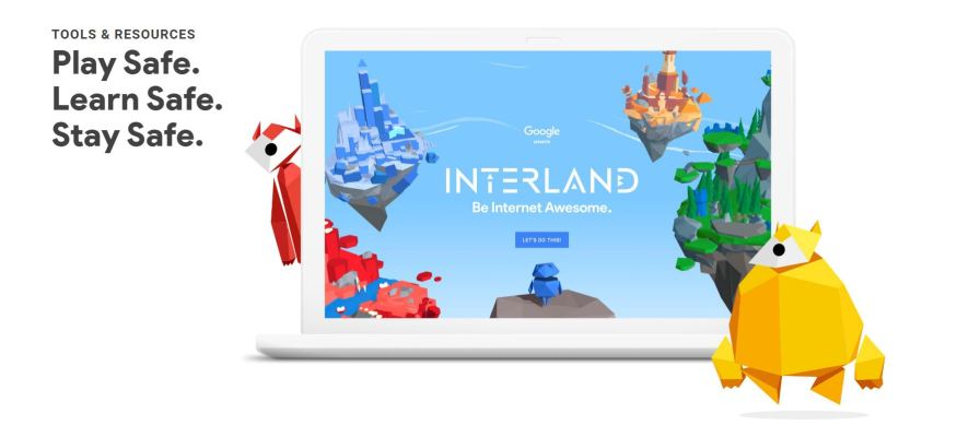 Google project aims to make kids smarter and safer online