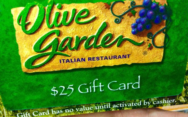 CEO: 5 reasons why Olive Garden is a \'once in a lifetime restaurant ...