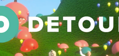 Detour gives you a super cheap way to explore new cities