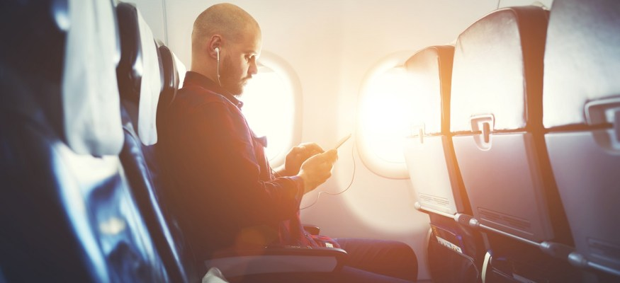 Wi-Fi on commercial planes is about to get a whole lot faster