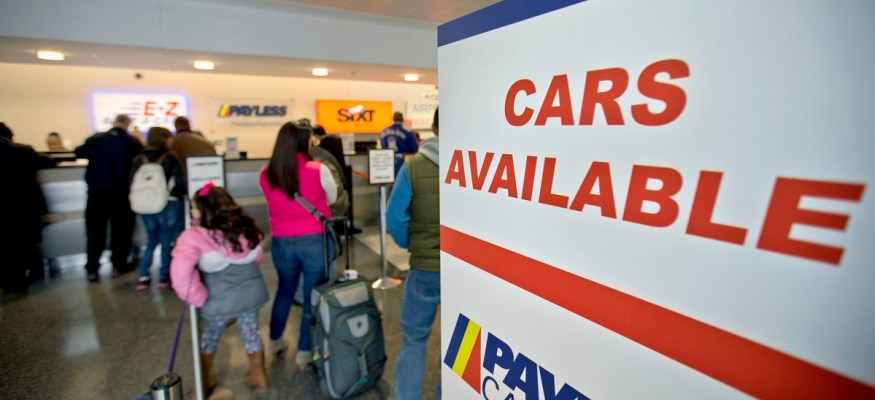 Clark's #1 tip to avoid being stranded by overbooked car rental reservations