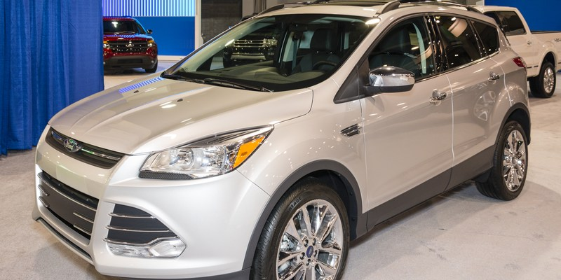Ford recalls 117K trucks, SUVs