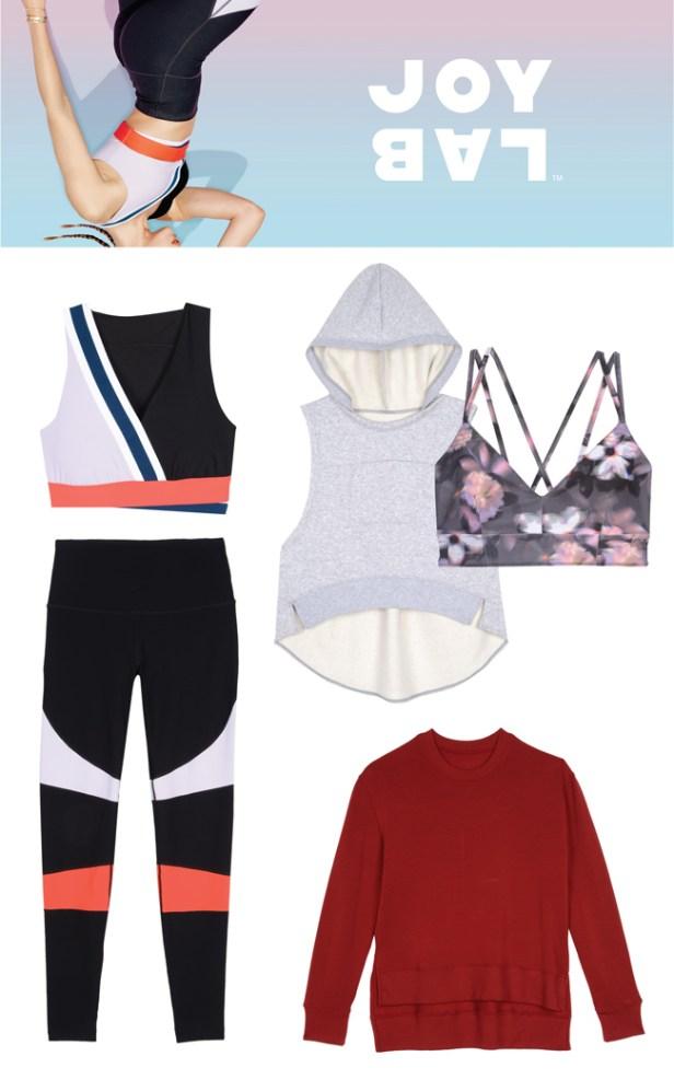 JoyLab clothing line coming to Target