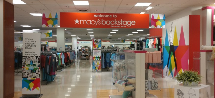 85683b2b56c The good, bad, and ugly of Macy's Backstage discount stores - Clark ...