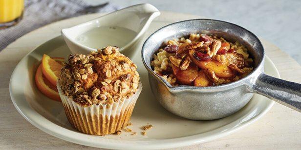 cracker barrel apple cinnamon oatmeal nutrition