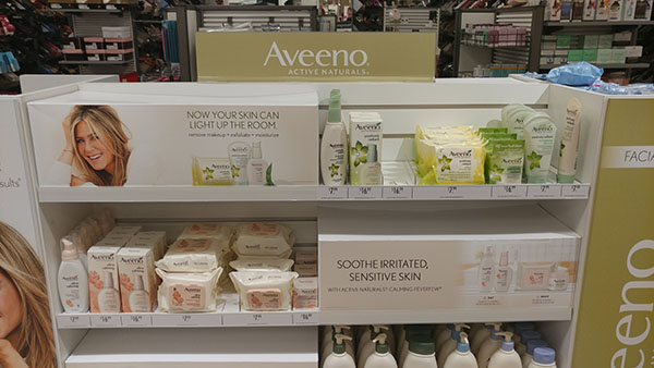 Aveeno & Neutrogena at Macy's Backstage