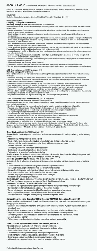 best resume template  9 ways to update your resume
