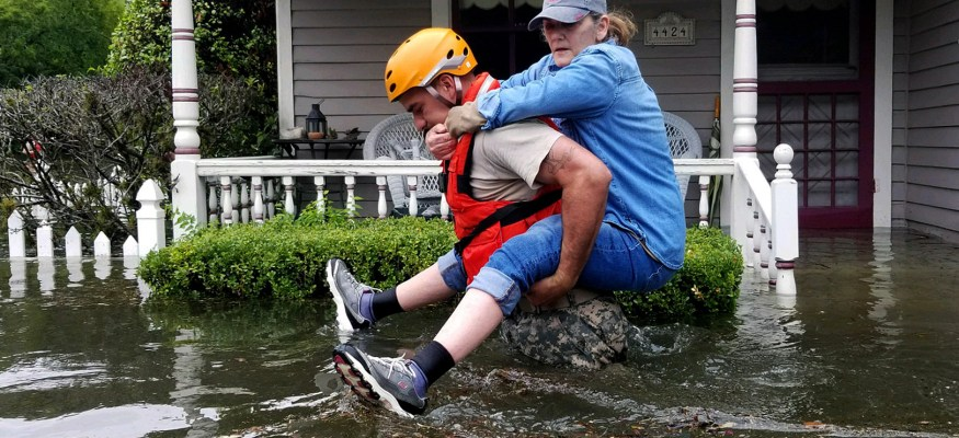 The best ways to help the victims of Harvey