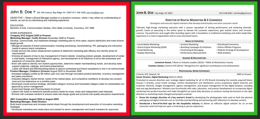 Best Resume Template 9 Ways To Update Your Resume For 2019 Clark