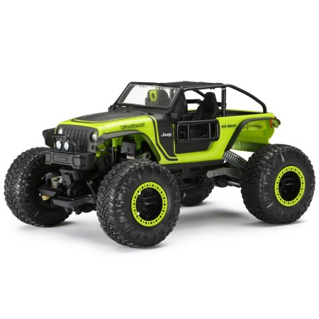 New Bright 1:14 RC Dash Cam Rock Crawler