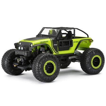 New Bright 1:14 RC Dash Cam Rock Crawler