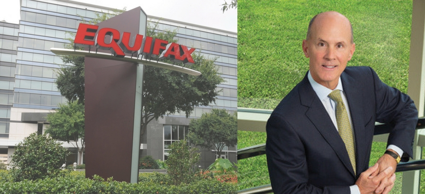 Equifax CEO Richard Smith is out after massive data breach