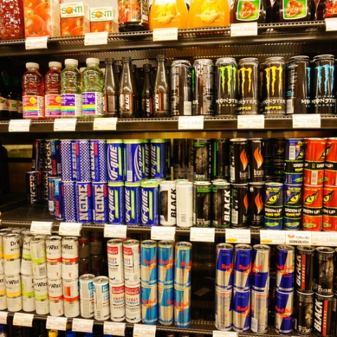 The dangers of energy drinks